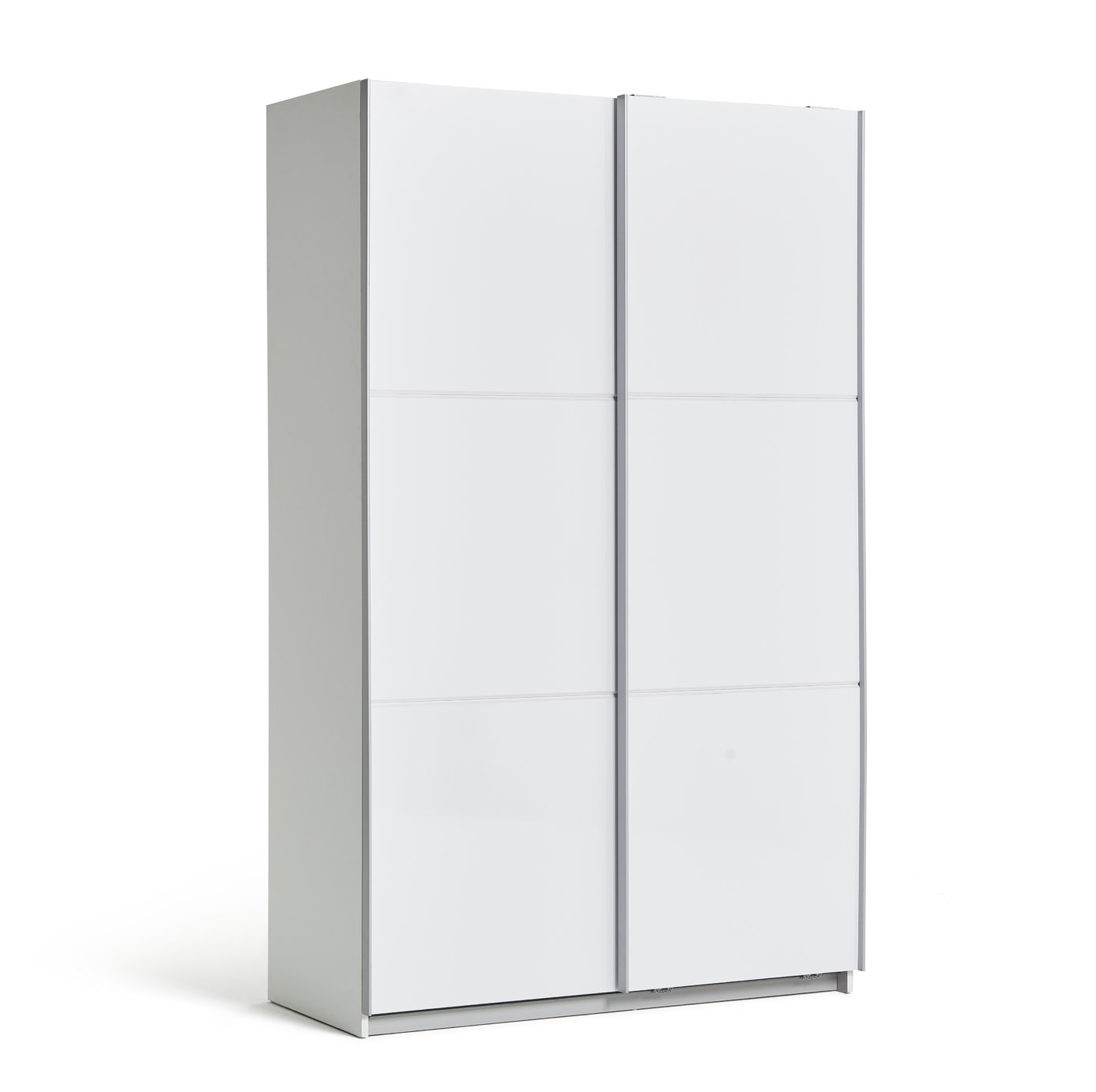 Argos Home Holsted White Gloss Small Wardrobe