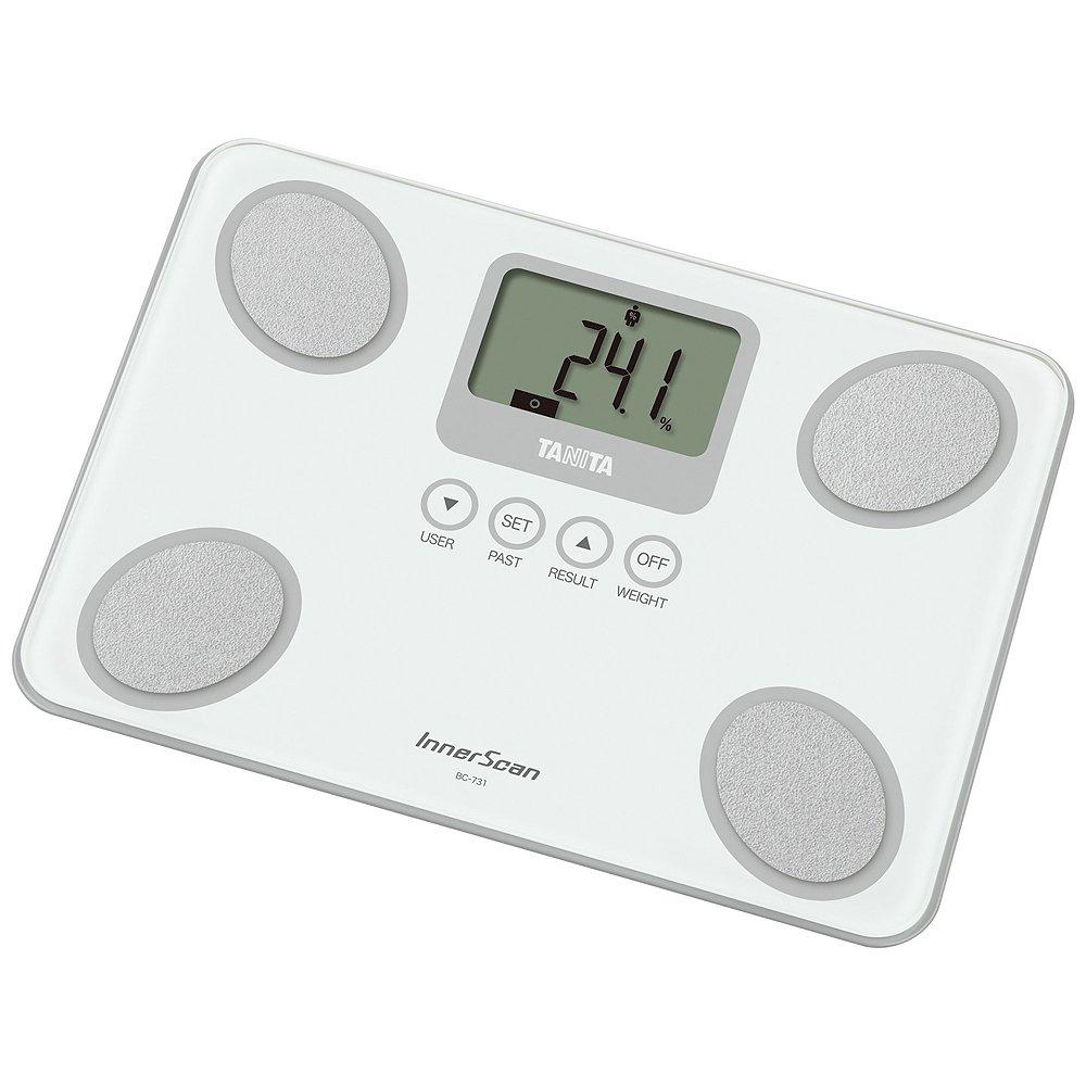 Tanita BC731WT InnerScan Body Monitor - White