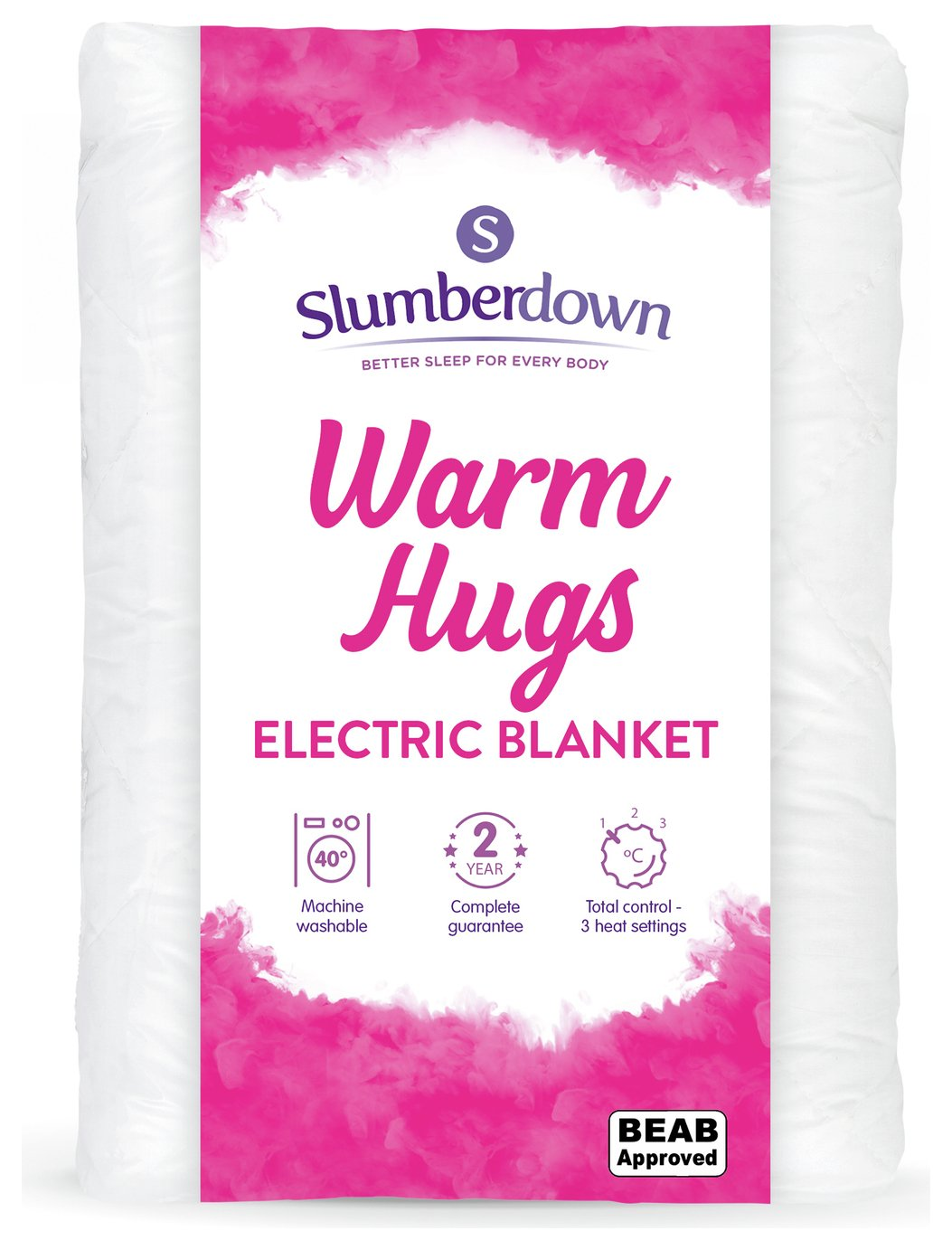 Slumberdown Essential Warmth Underblanket - Small Double