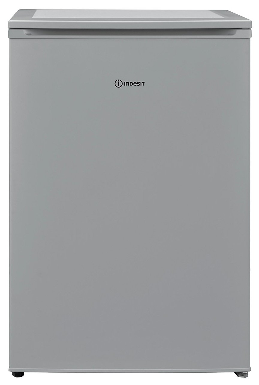 Indesit TLAA10SI Under Counter Larder Fridge - Silver