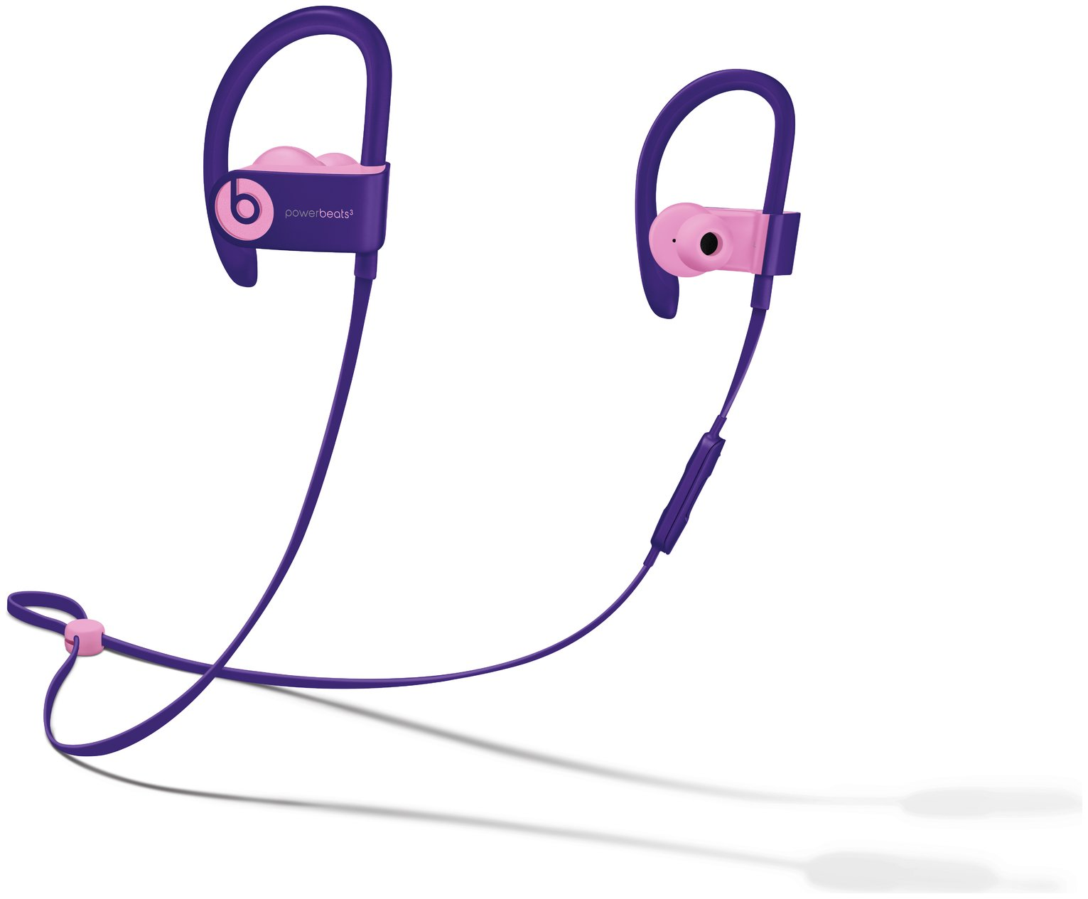 Beats by Dre Powerbeats 3 Wireless Earphones - Pop Violet