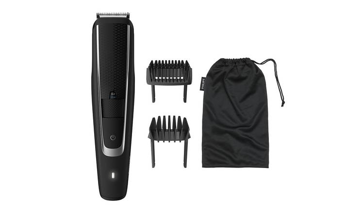 Philips 2 in 1 Beard Trimmer and Hair Clipper Kit BT5501/13