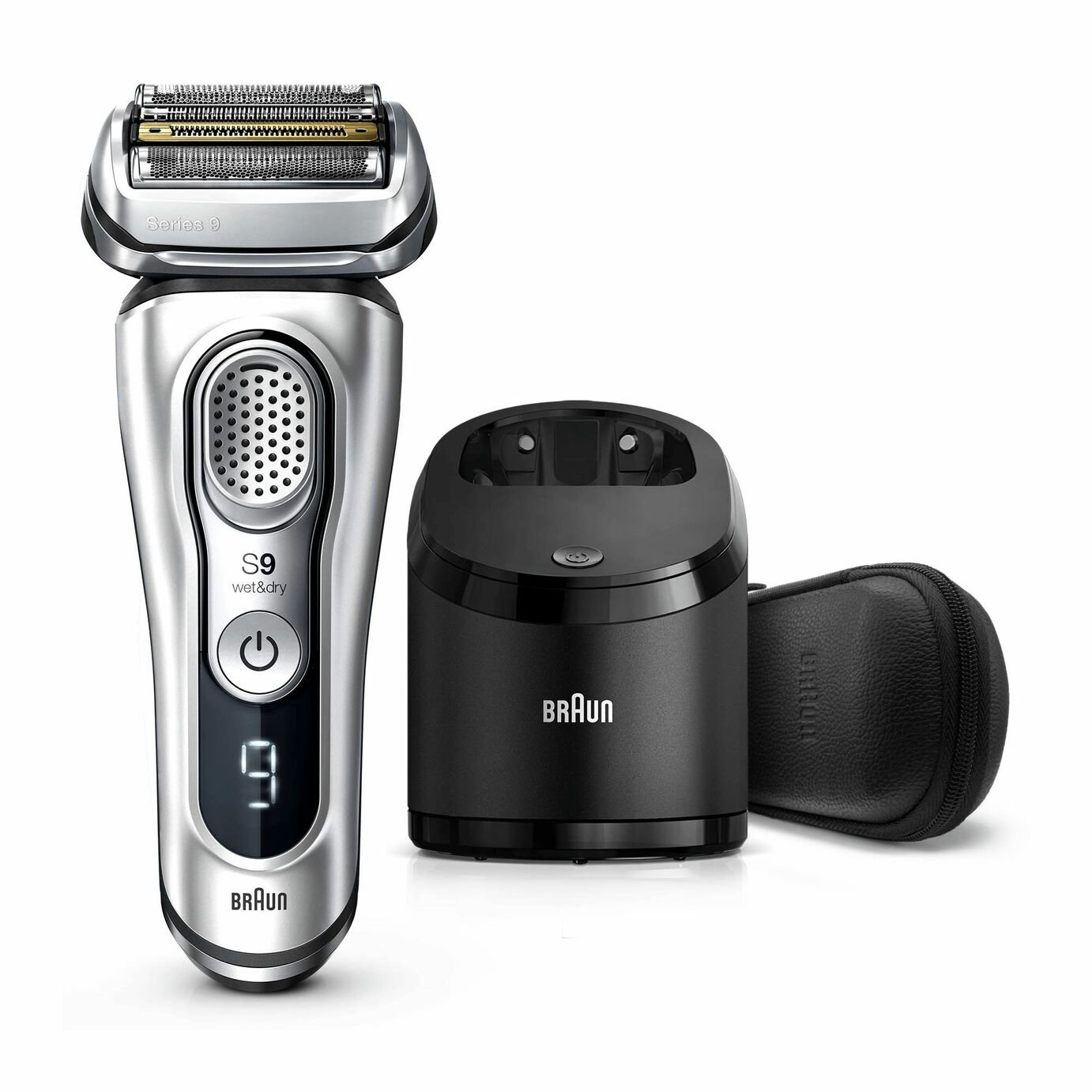 Braun 9390cc Series 9 Electric Shaver