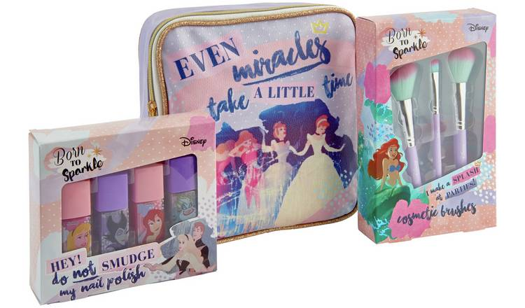 Buy Disney Princess Born to Sparkle Set | Make-up and beauty toys | Argos