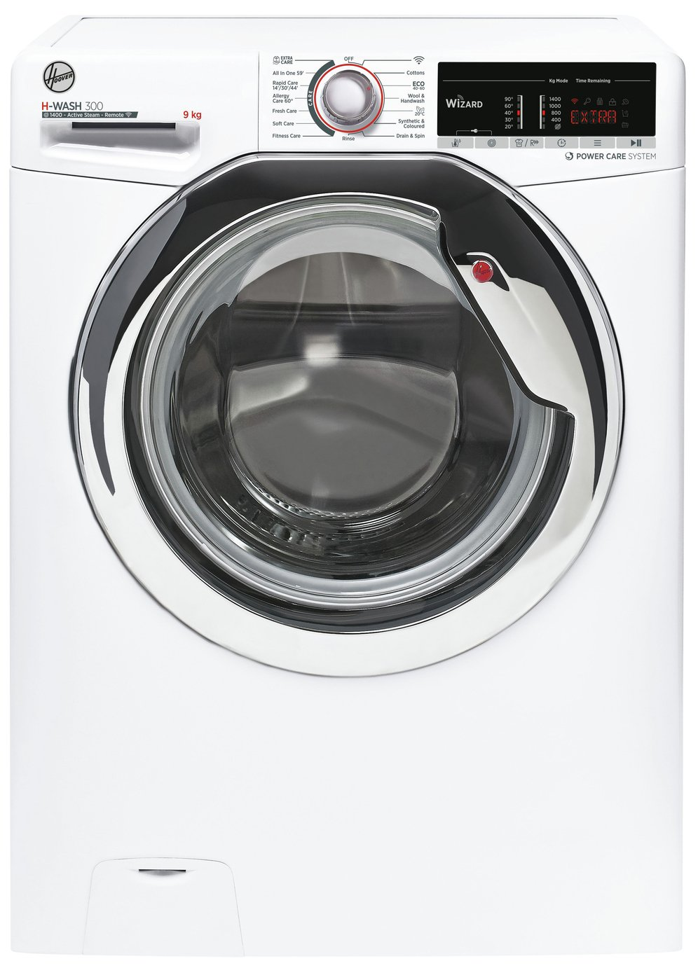 Hoover H3WS495TACE 9KG 1400 Spin Washing Machine - White