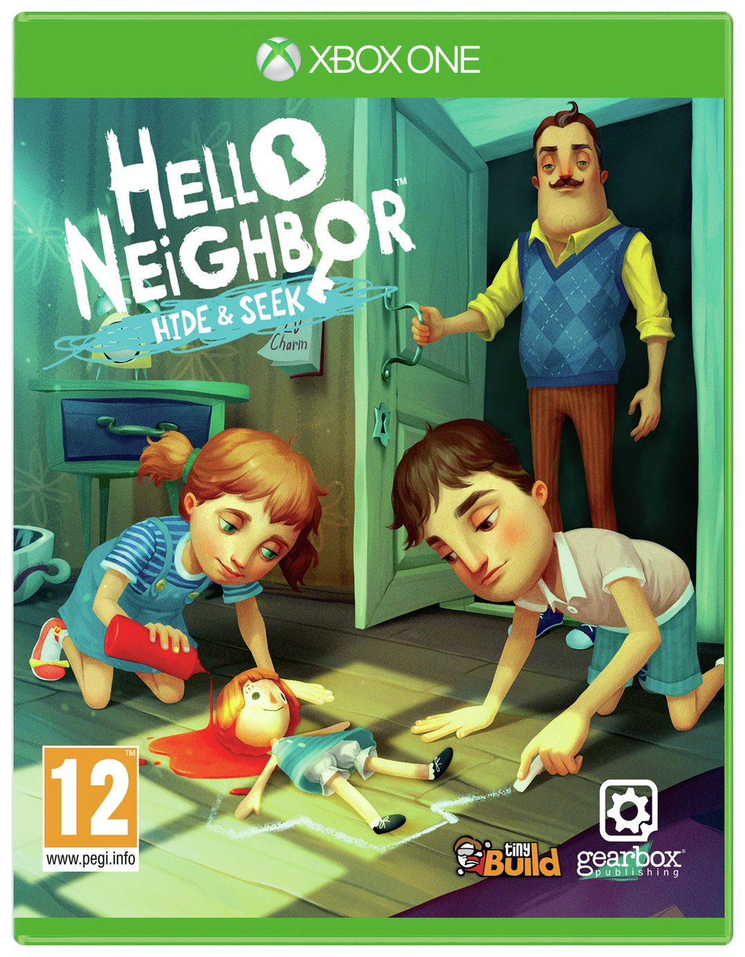 Hello Neighbor: Hide and Seek Xbox One Game