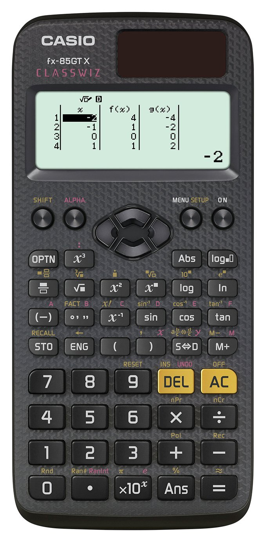 Casio FX-85GTX Scientific Calculator
