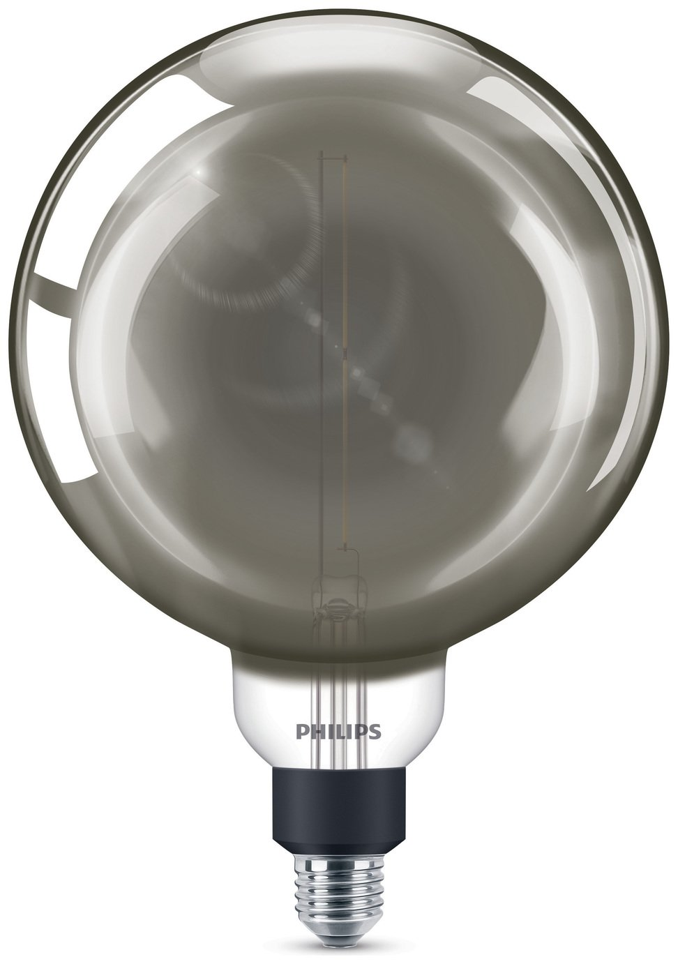 Philips LED Filament E27 6.5W (25W) Dim Giant Bulb   Cord