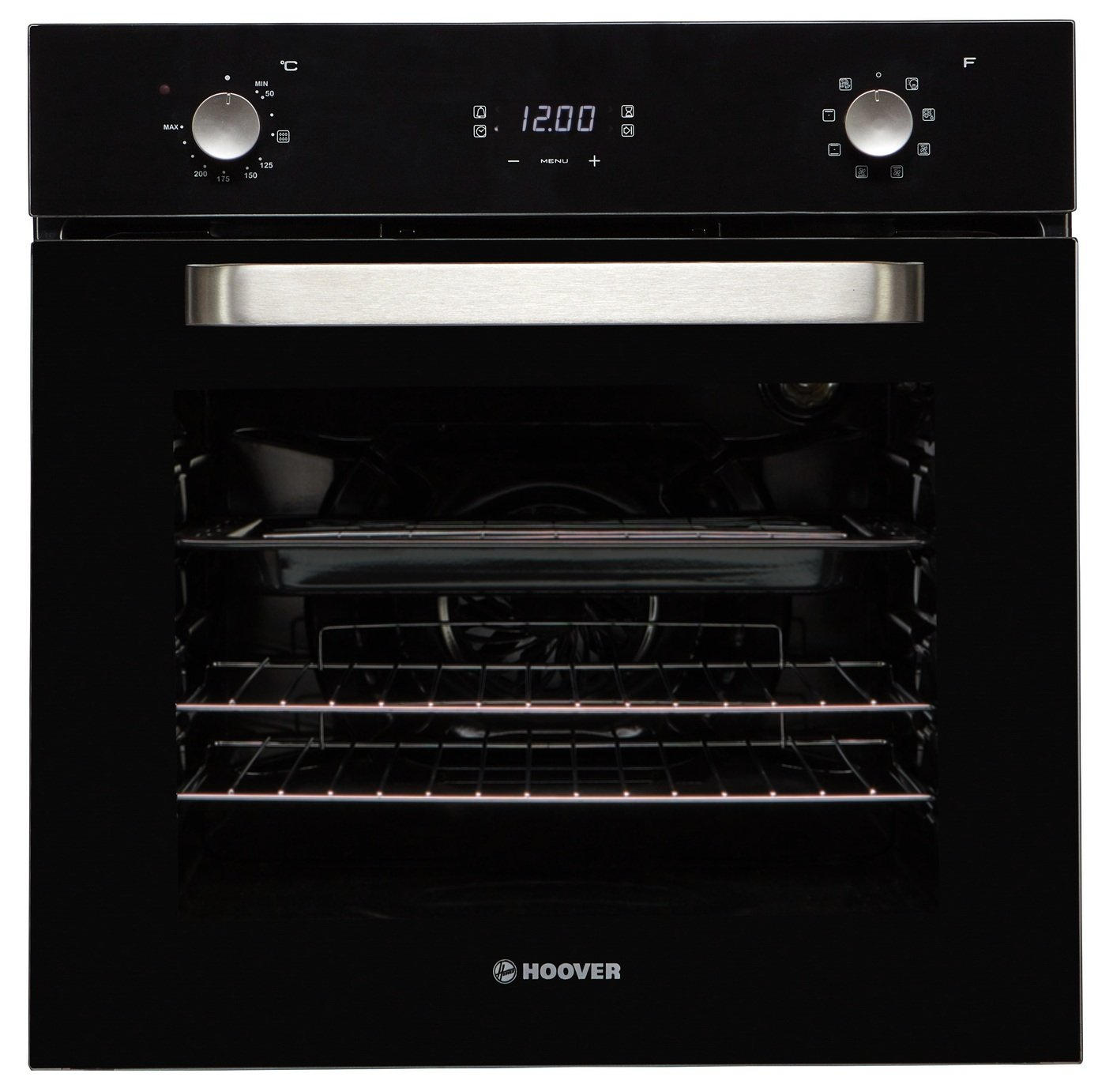 Hoover HOC3250BI/1/E Single Multifunction Oven - Black