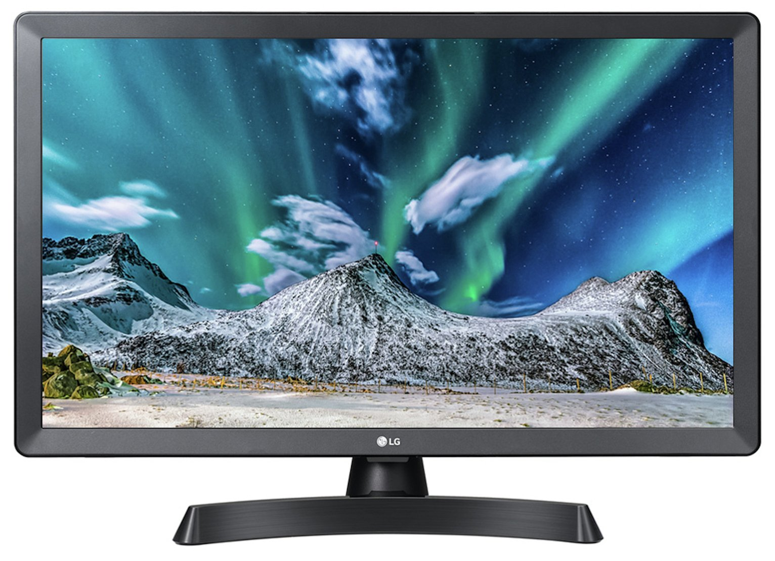 LG 24 Inch 24TL510V-PZ HD Ready LED Freeview TV Monitor