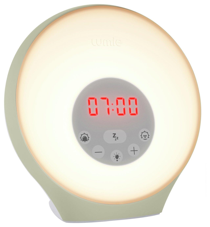 Lumie Sunrise Alarm - Cream