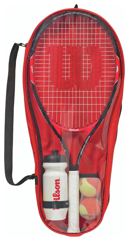 Wilson Roger Federer Junior Tennis Starter Set