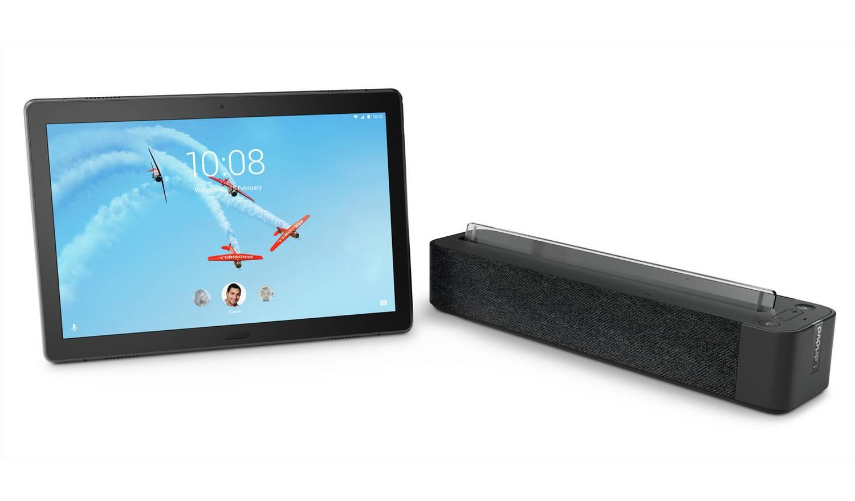 Lenovo Tab P10 10 Inch 32GB FHD Tablet & Alexa Smart Speaker