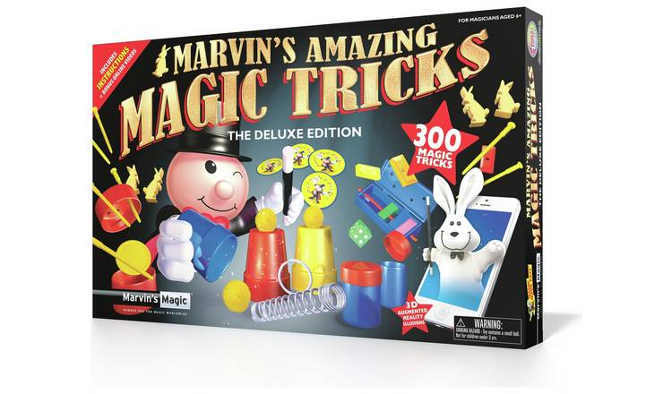 Marvin's Magic 300 Amazing Magic Tricks