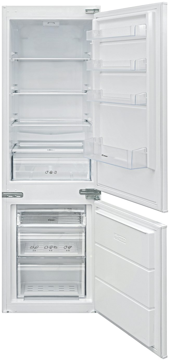 Candy BCBS174TTK Integrated Fridge Freezer