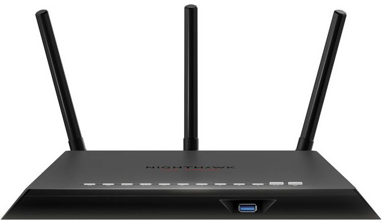 Netgear AC1750 Nighthawk Dual-Band Gaming Router