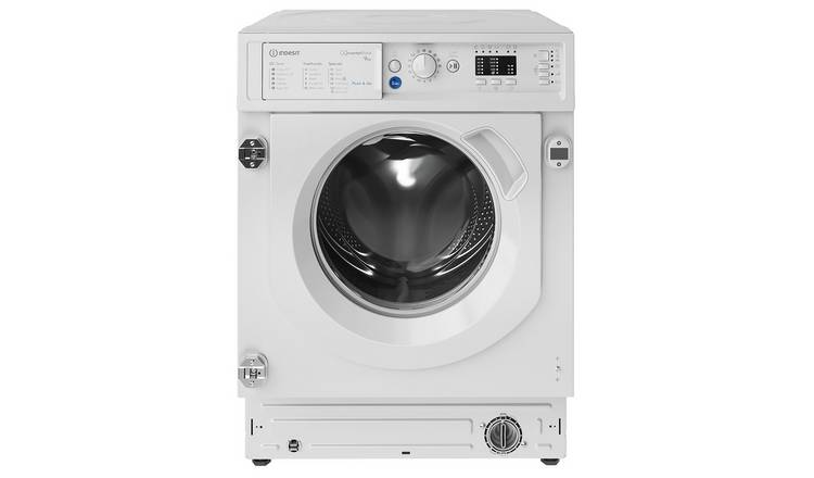 Indesit BIWMIL91284 9KG 1400 Spin Washing Machine - White