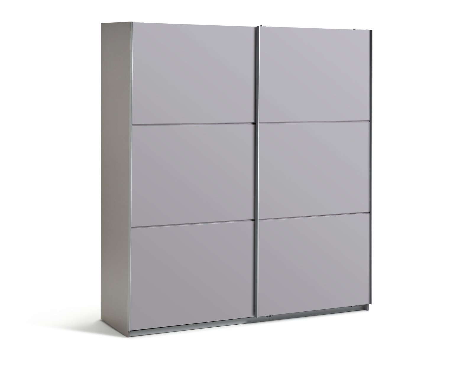 Argos Home Holsted Grey Gloss Large Sliding Wardrobe review