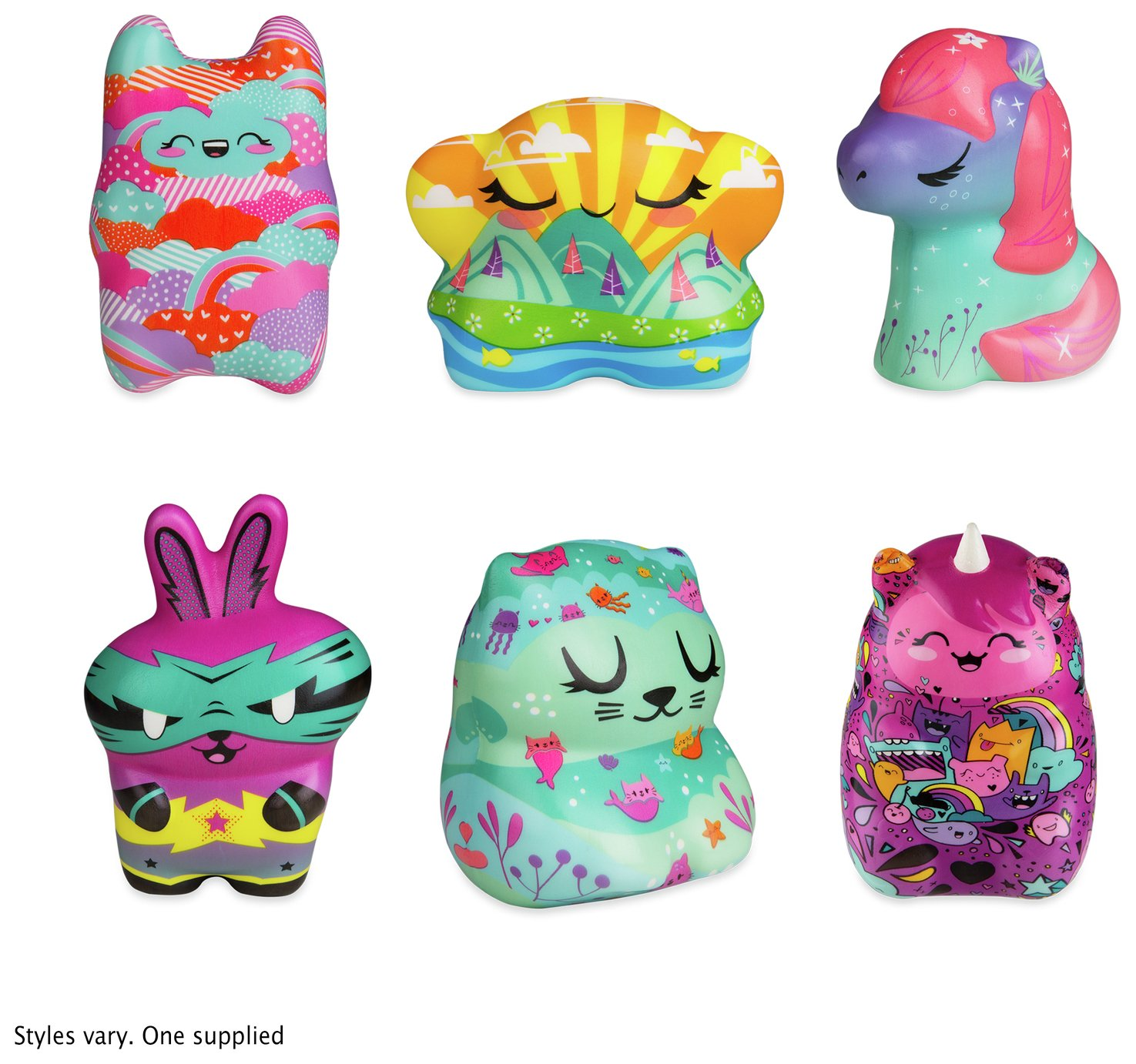 Soft N Slo Squishies Designer Pets review