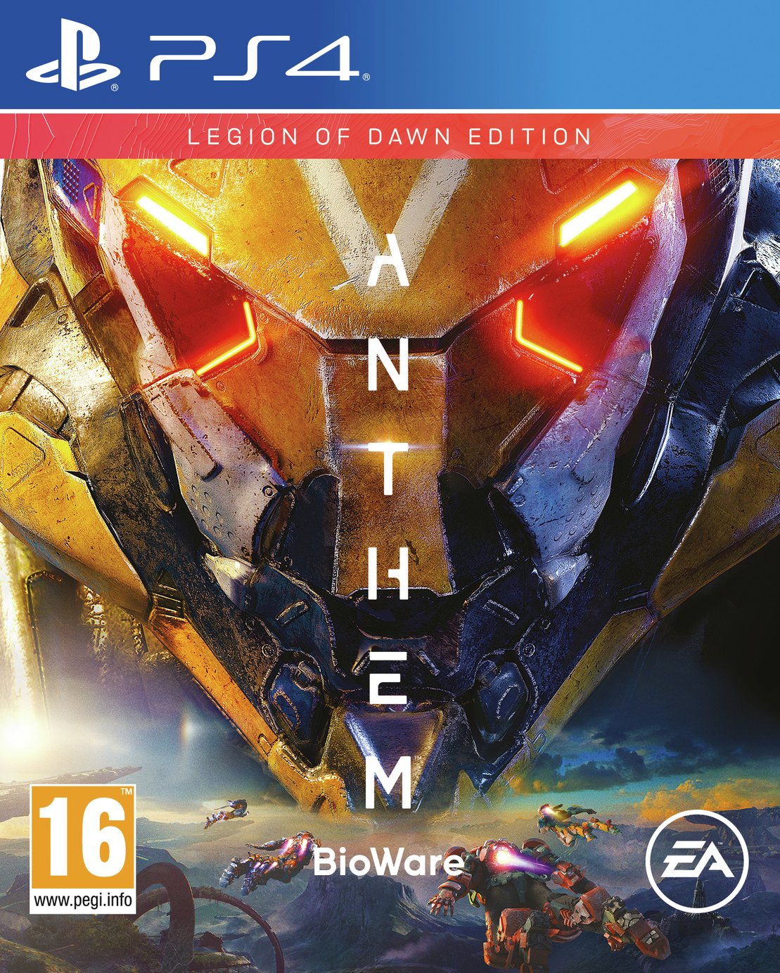 Anthem: Legion of Dawn PS4 Game review