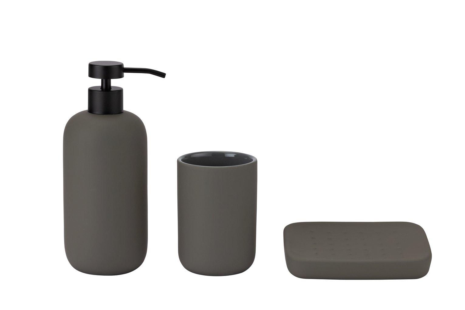 Argos Home Apartment Bathroom Accessory Set