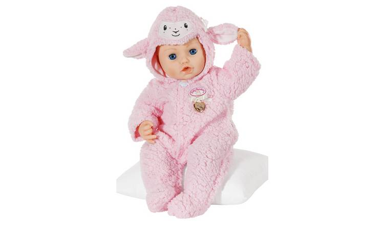 Buy Baby Annabell Deluxe Sheep Onesie | Doll clothes | Argos
