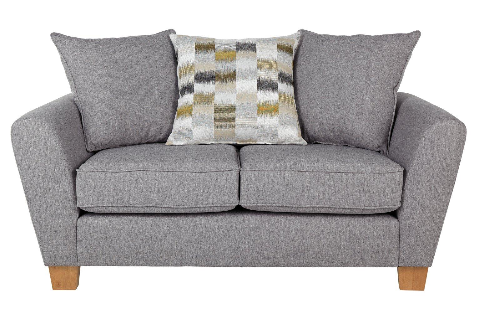 Argos Home Auria 2 Seater Fabric Sofa review