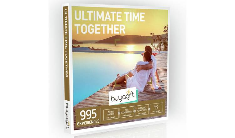 Buyagift Ultimate Time Together Gift Experience