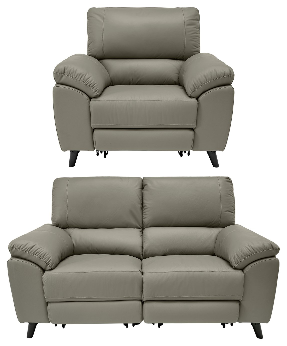 Argos Home Elliot Chair and 2 Seater Recliner Sofa review