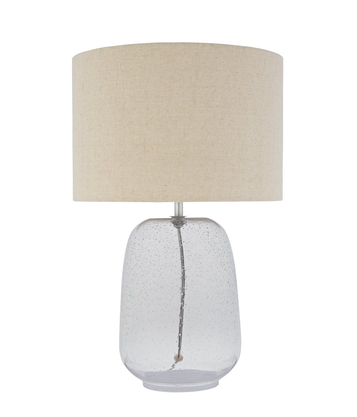 Argos Home Highland Lodge Table Lamp - White