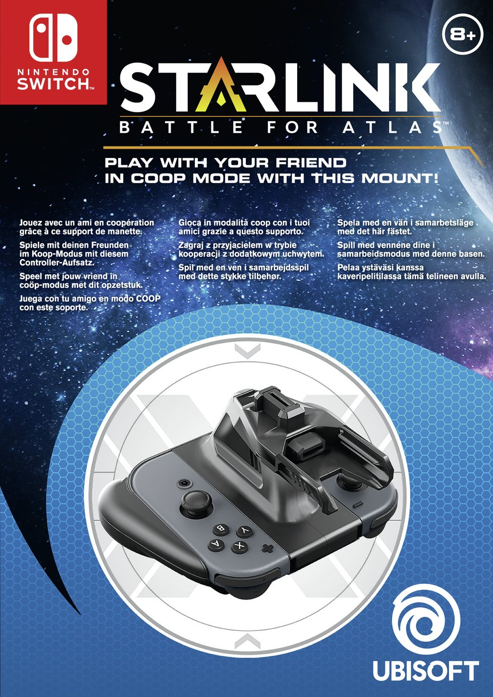 Starlink: Battle For Atlas Co-op Mount Pack- Nintendo Switch review