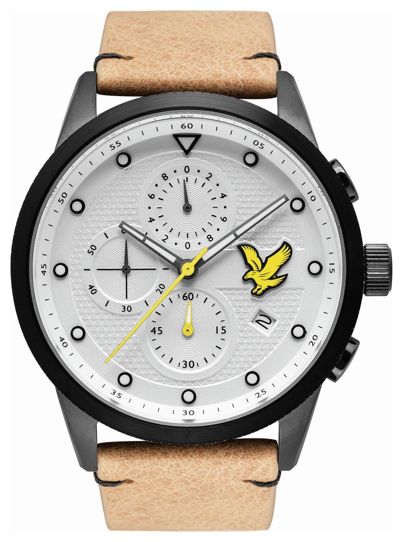 Lyle and Scott Men's Brown Strap Watch