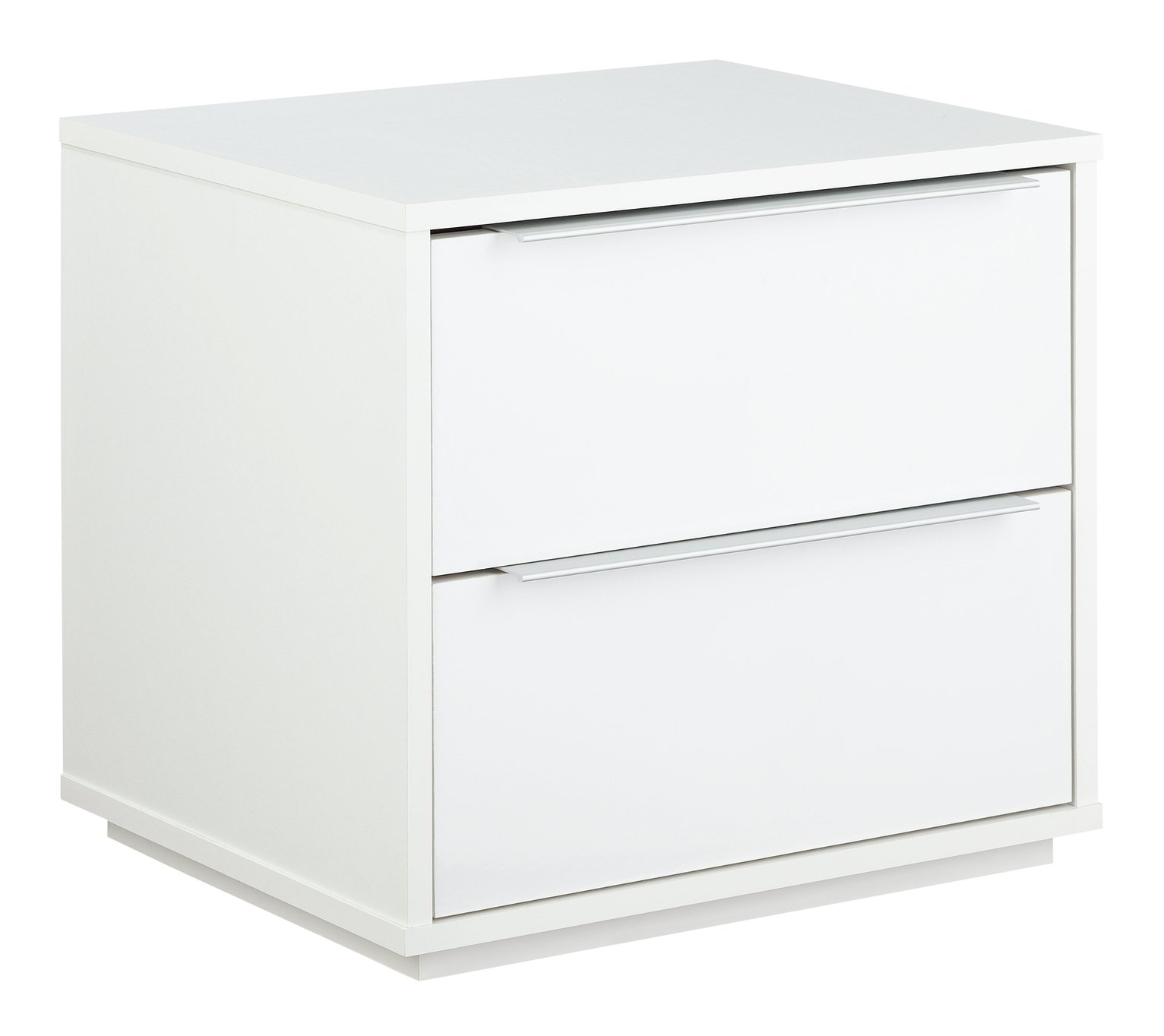 Argos Home Holsted 2 Drawer Bedside Chest