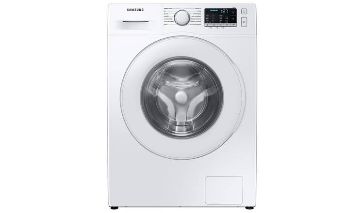 Samsung WW70TA046TE/EU 7KG Ecobubble Washing Machine - White