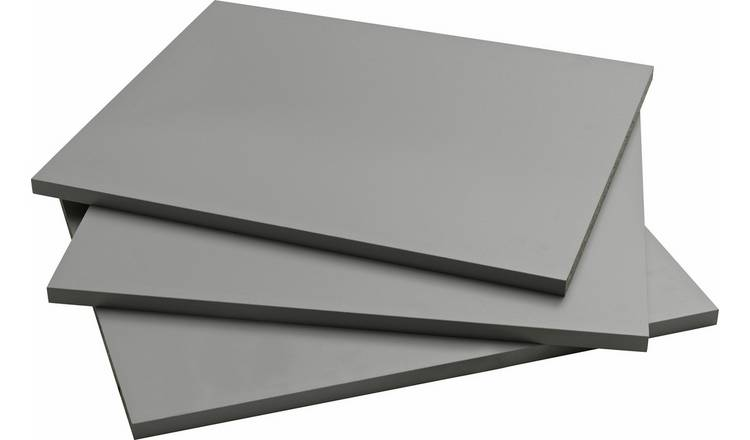 Habitat Holsted Grey Small Shelf Pack