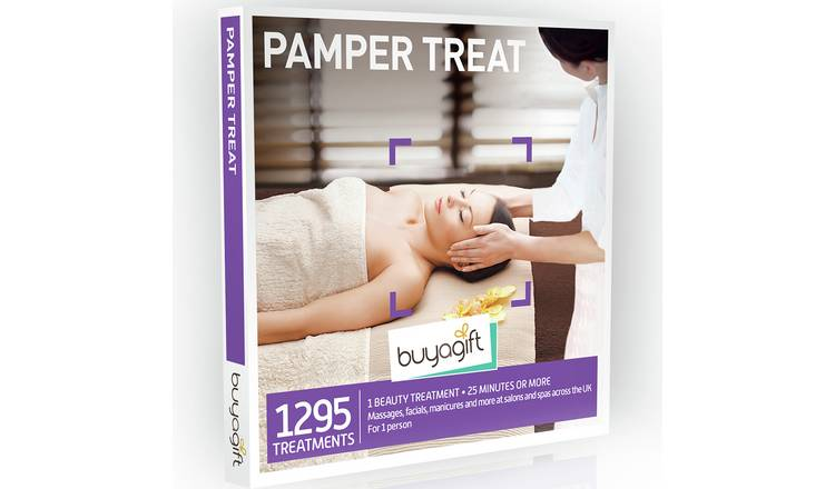 Pamper Treat Smartbox For One Gift Experience