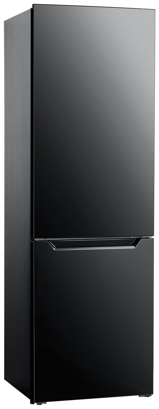 Bush 60185FF Fridge Freezer - Black