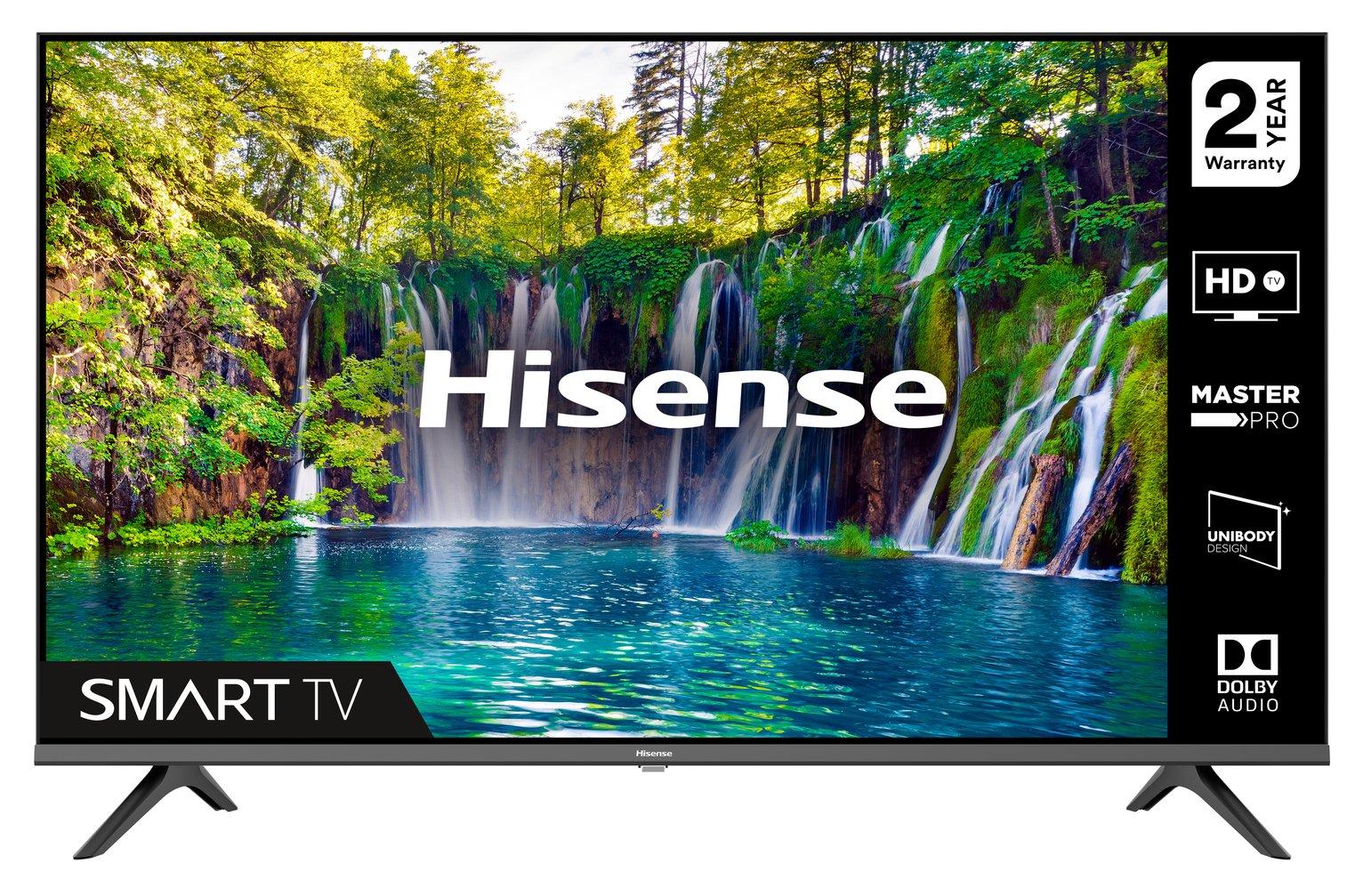 Hisense 32 Inch 32A5600FTUK Smart HD Ready LED Freeview TV
