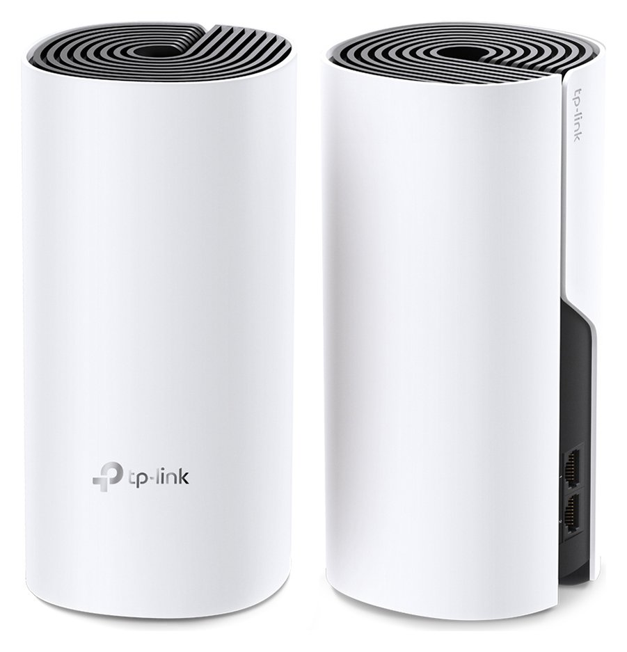 TP-Link Deco M4 AC1200 Whole Home Mesh Wi-Fi Twin Pack
