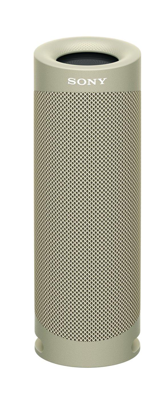 Sony SRS-XB23 Bluetooth Speaker - Cream