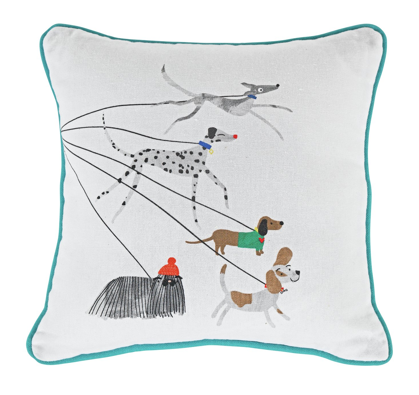 Part of the Family Dog Cushion