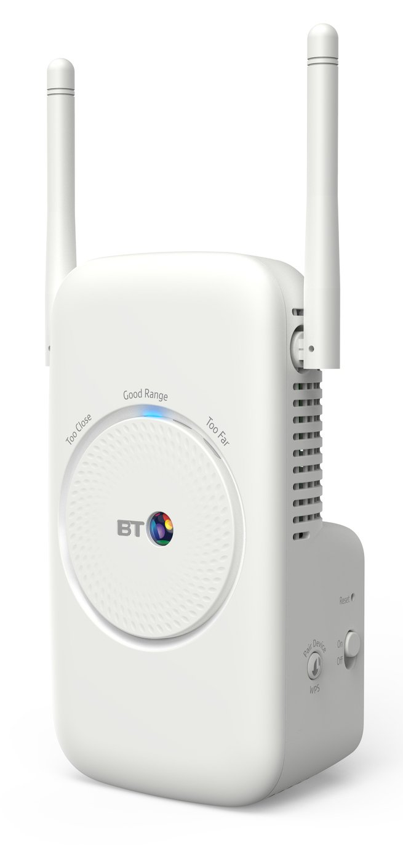 BT 2600 Dual-Band 11ac Wi-Fi Range Extender