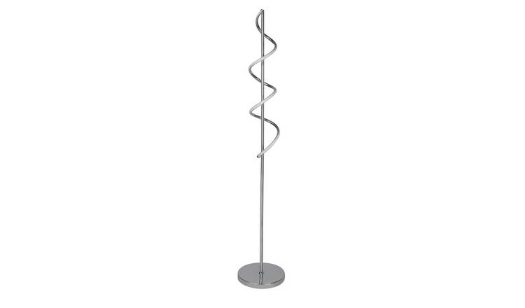 Argos Home Boston LED Floor Lamp - White