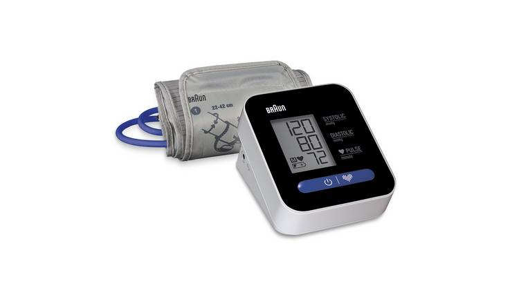 Braun Exact Fit 1 Upper Arm Blood Pressure Monitor