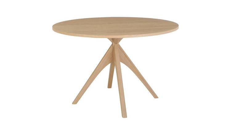Habitat Austin Oak 4 Seater Dining Table