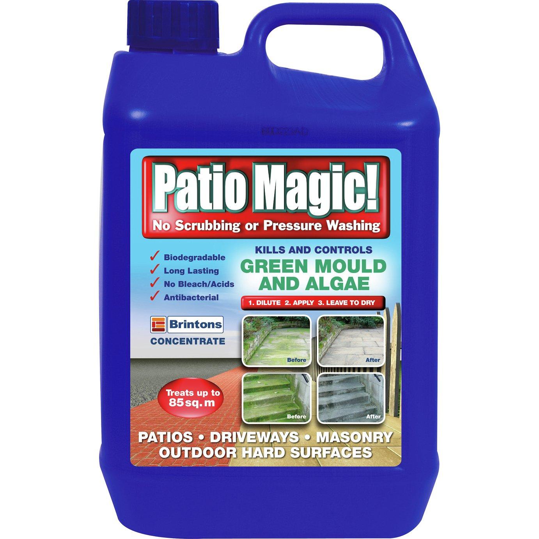 Brintons Patio Magic 2.5L