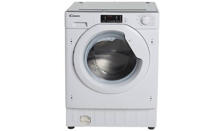 Candy CBWM 816S 8KG 1600 Spin Integrated Washing Machine