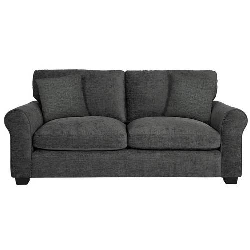 Pleasant Buy Argos Home Tammy 3 Seater Fabric Sofa Charcoal Sofas Argos Download Free Architecture Designs Crovemadebymaigaardcom