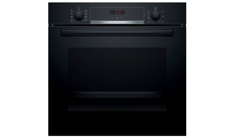 Bosch HBS534BB0B Built In Single Electric Oven - Black