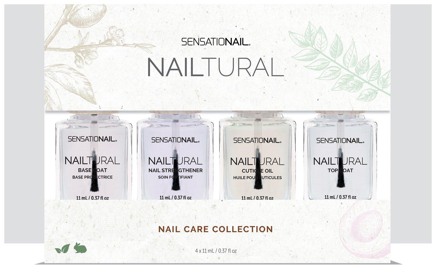 SensatioNail Nailtural Treatment Bundle